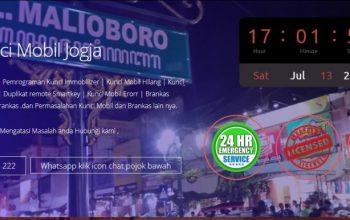 Ahli Kunci Mobil Yogyakarta