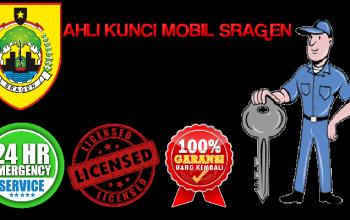 Ahli Kunci Mobil Sragen