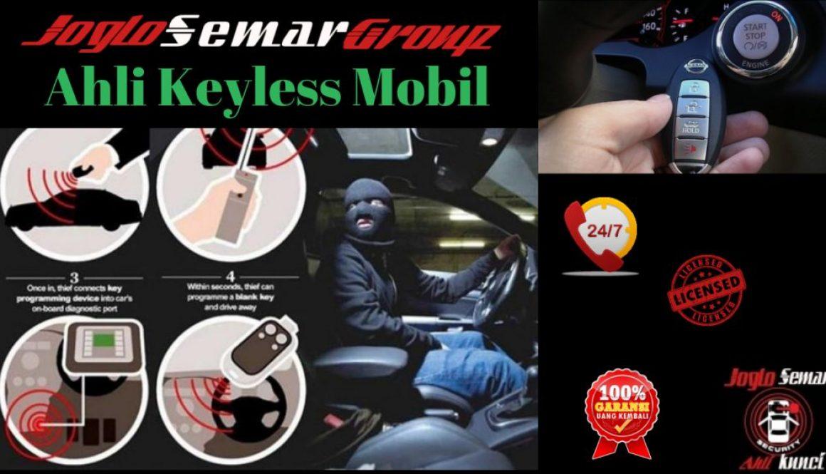 Ahli Keyless Mobil