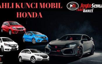 Duplikat Kunci Mobil Honda