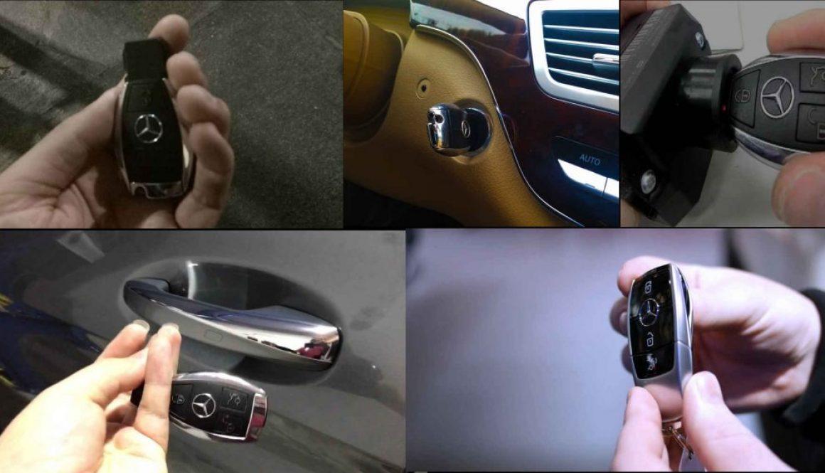 Kunci Mercedes Benz-AMG S 63